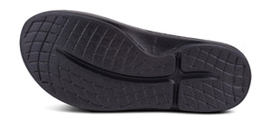 Men's OOahh Sport Slide Sandal - Black Matte