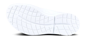 Women's OOmg Low Shoe - White & Gray