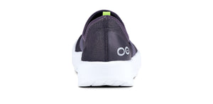 Women's OOmg Fibre Low Shoe - White & Slate Purple