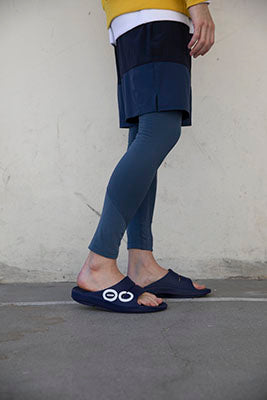 Men's OOahh Sport Slide Sandal - Navy