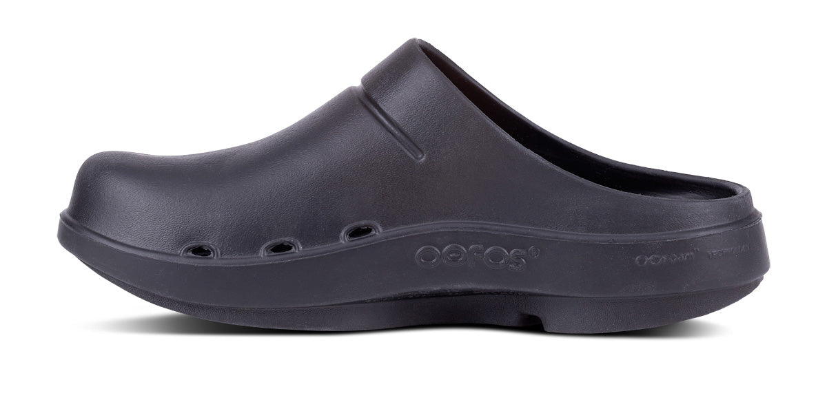 OOFOS OOcloog Project Pink Clog Fx00A1AB