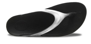 Women's OOlala Sandal - Cloud White - OOFOS