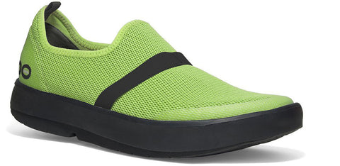 Women's OOmg Low Shoe - Black & Citron