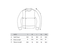 Casual Signature Sweatshirt - White