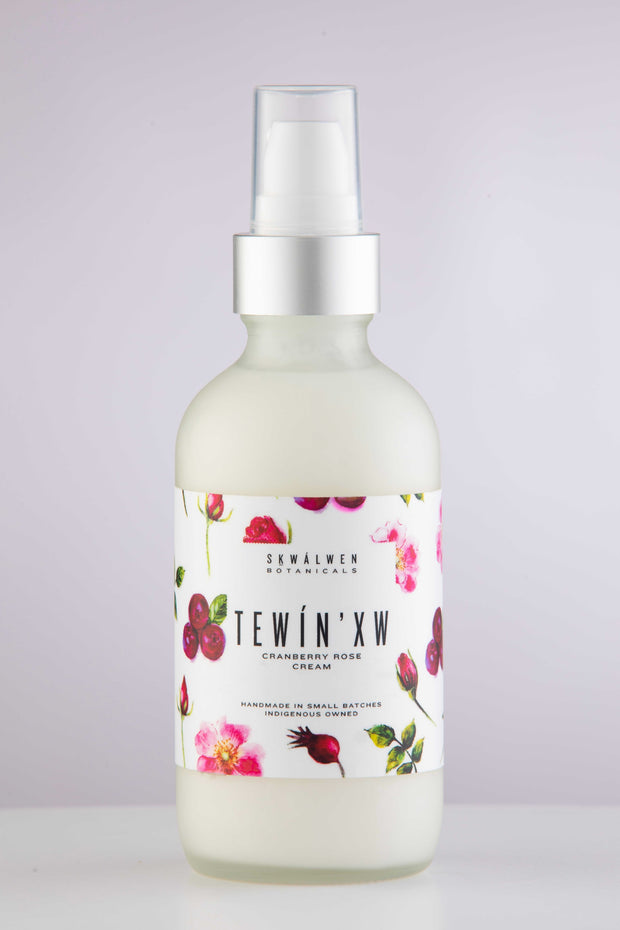 Tewín'xw Cranberry Rose Cream