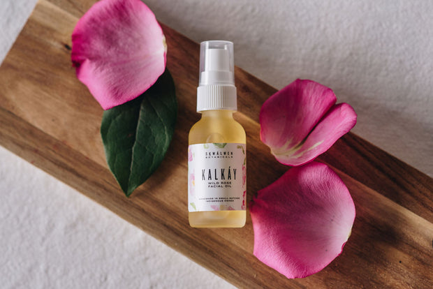 Kalkáy Wild Rose Facial Oil