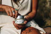 Ceremony Series ~ Sxa7mts Spruce + Juniper Body Butter