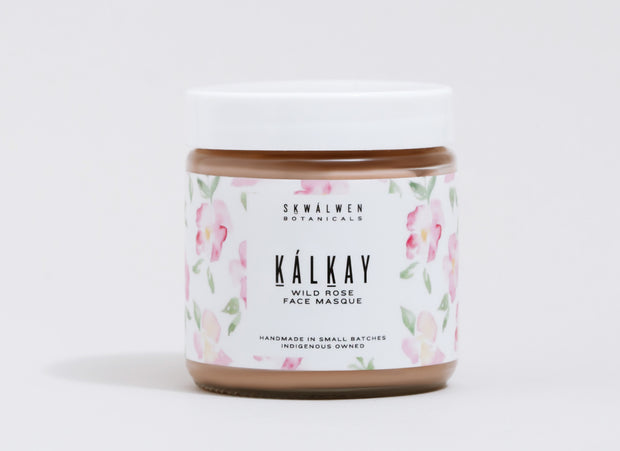 Kalkáy Wild Rose Face Masque