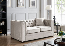 Load image into Gallery viewer, Montreal 2 Seater- Pebble Grey