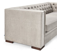 Load image into Gallery viewer, Montreal 3 Seater-Pebble Grey