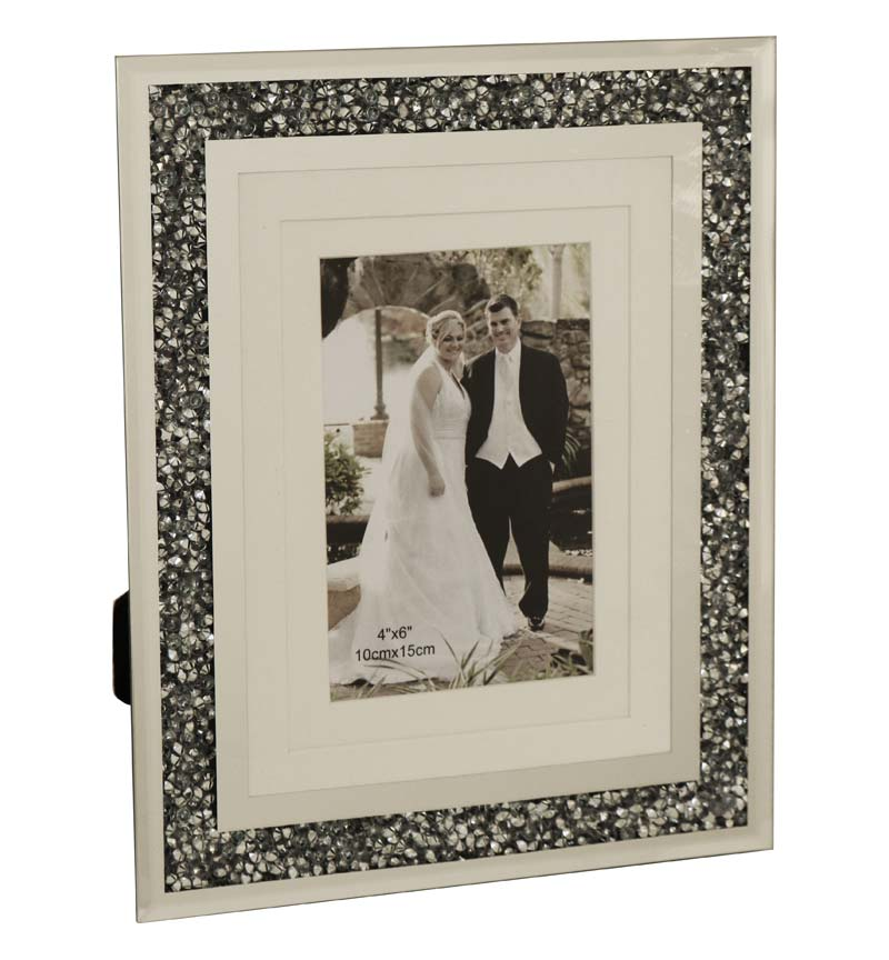 Desktop Silver Photo Frame