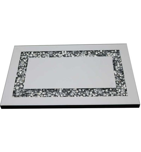 Rectangle Candle Plate