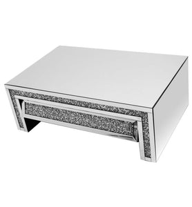 Angled Gatsby Drawer Coffee Table