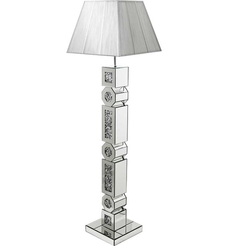 Octagonal Floor Lamp