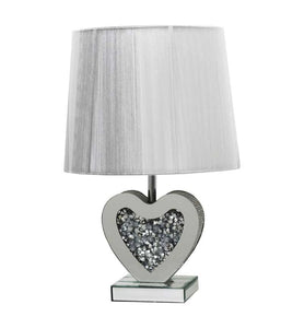 Heart Table Lamp