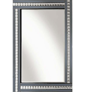 Classic Triple Bar Mirror Smoke 120x80