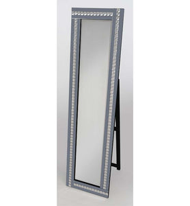 Smoke Cheval Mirror 40x150