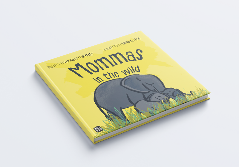 Mommas in the wild Digital Book