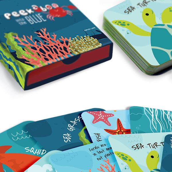 Flashcards Set of 3