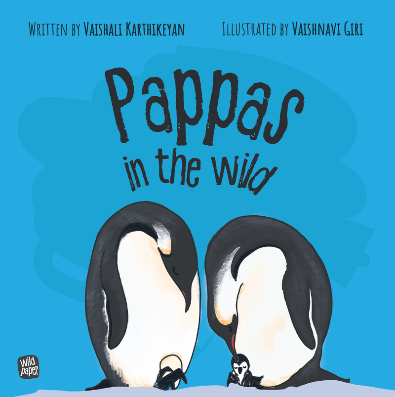Pappas in the wild Digital Book