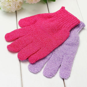 Exfoliating Body Scrub Glove