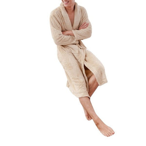 Plush Spa Robe