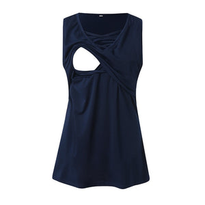 Nursing and Maternity Tank Top