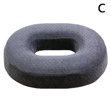 Load image into Gallery viewer, Orthopedic Donut Seat Cushion