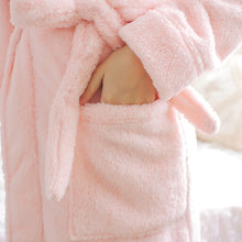Load image into Gallery viewer, Cute Warm Bathrobe