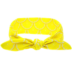 Lovely Bowknot Baby Head Band