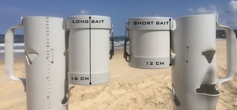 SHORT BAIT BUCKET