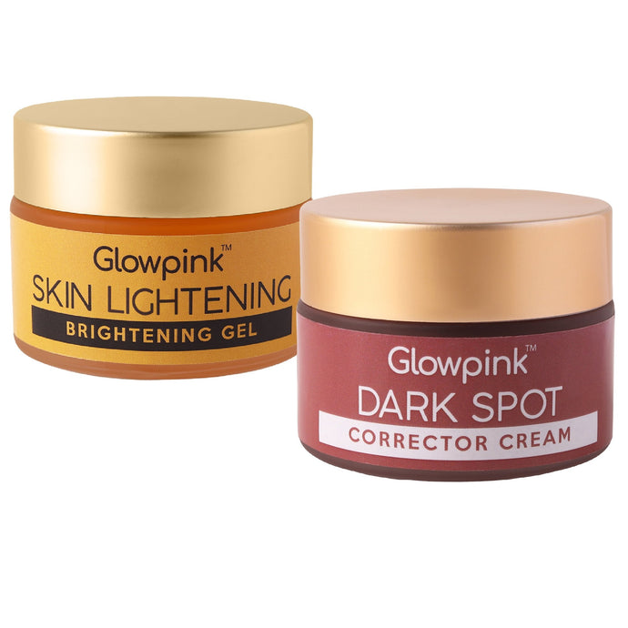 Glowpink Clear & Glowing Skin Combo - Glowpink