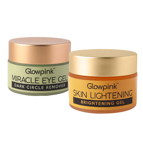 Glowpink Glowing Skin & Eyes Combo - Glowpink