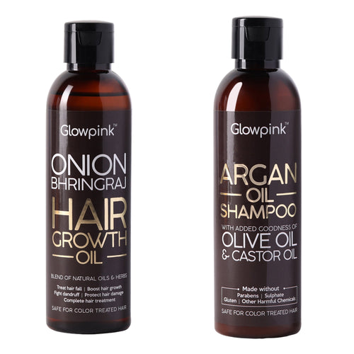 Glowpink Healthy Hair Combo - Glowpink
