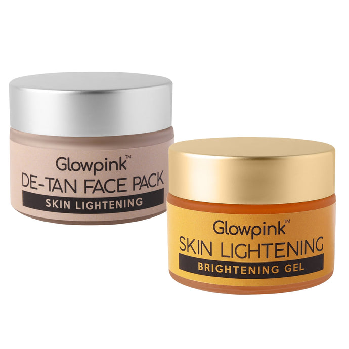 Glowpink Skin Lightening Combo - Glowpink