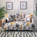 Sofa Cover Set Elastic Couch