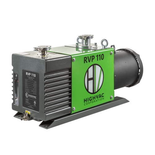 RVP 110 ETL, CSA Certified Two Stage Oil Sealed Rotary Vane Vacuum Pump