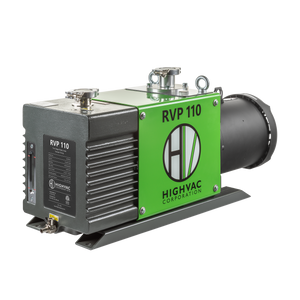 RVP 110 Two Stage Oil Sealed Rotary Vane Vacuum Pump