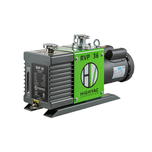 RVP 36 ETL, CSA Certified Two Stage Oil Sealed Rotary Vane Vacuum Pump