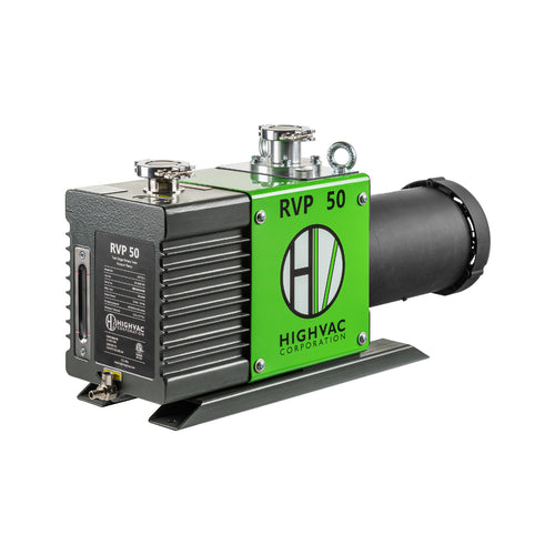 RVP 50 ETL, CSA Certified Two Stage Oil Sealed Rotary Vane Vacuum Pump