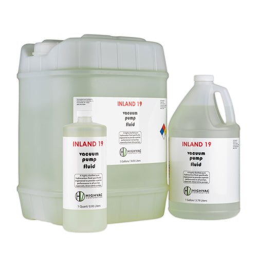 Inland 19 Vacuum Pump Fluid