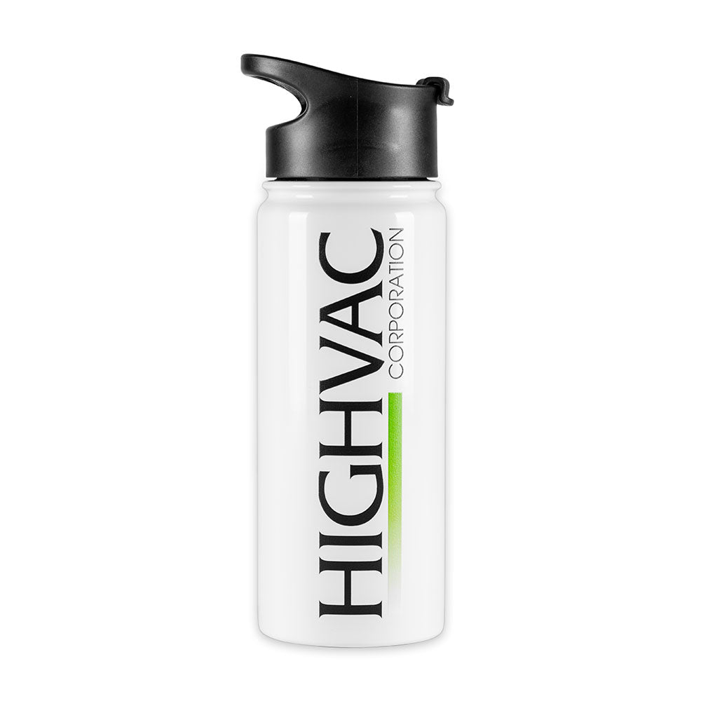 HIGHVAC Vintage Logo Stainless Steel Vacuum Insulated Water Bottle/Tumbler