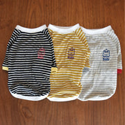 Grandcot Gauze Jersey Border-Archived-フレンチブルドッグ服
