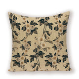 Shabby Chic Sofa Covers Vintage Decorative Cushion Covers Spring Pillowcases Farmhouse Home Decor Pillows Custom Throw Pillow