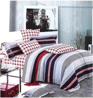 Luxury Bedding Set, Quilt Cover, Duvet Cover With Pillow Cases & Fitted Sheet