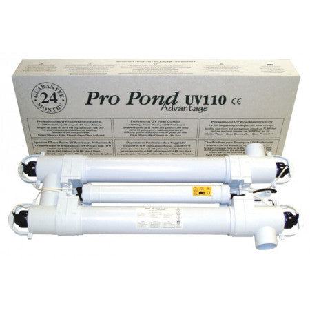 Pond UV Units and Bulbs