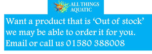All Things Aquatic in stock or out of stock