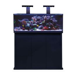 D-D REEF-PRO 1200 Aquarium - High Gloss Black