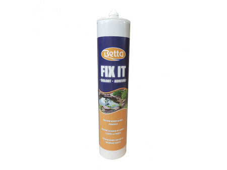 Betta Fix it Sealant 290ml Black