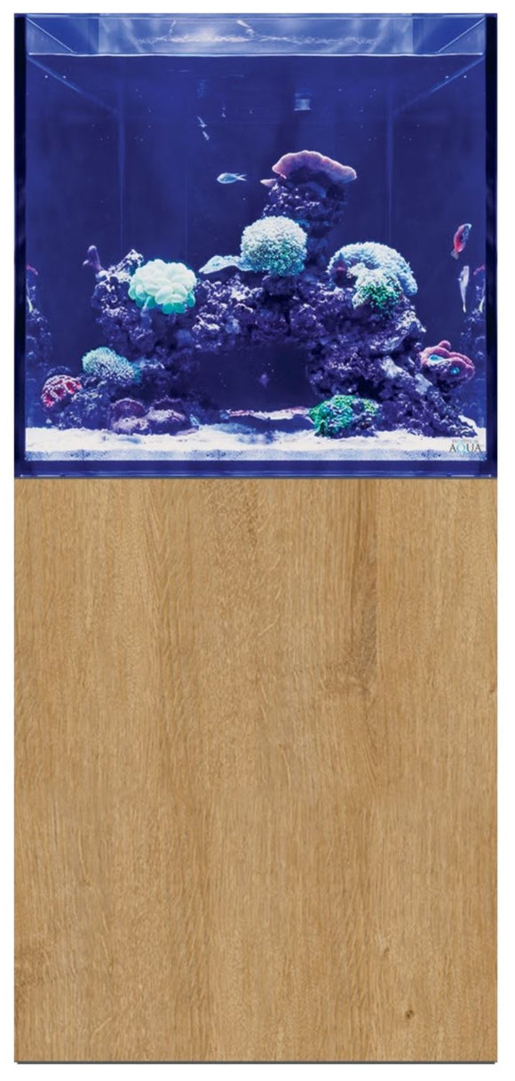 EA REEF PRO 600 CUBE AQUARIUMS AND CABINET